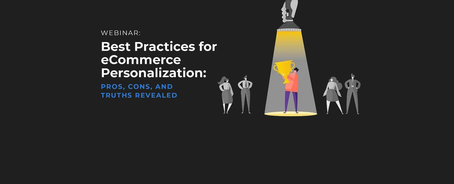 5 Best Practices for eCommerce Personalization